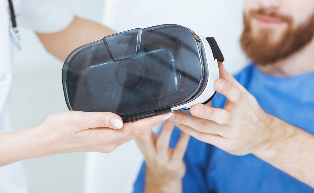 Realidad Virtual: Técnica novedosa para una satisfactoria relajación